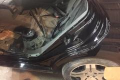 Рихтовка и покраска Mercedes w221