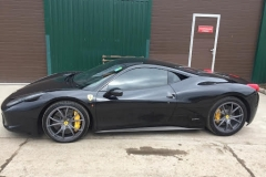 Покраска Ferrari Italia