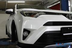 Антикоррозийная обработка Toyota RAV4