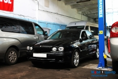 Диагностика Jaguar X-Type