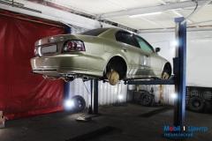 Антикоррозийная обработка Mitsubishi