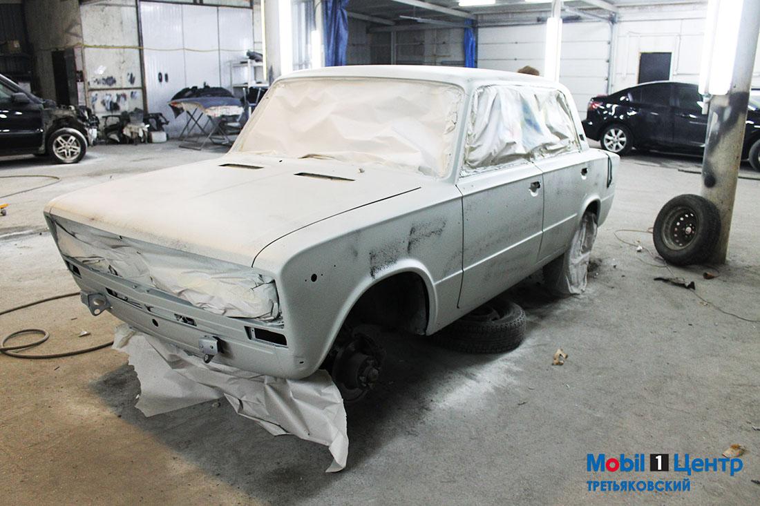 Покраска авто в Калининграде