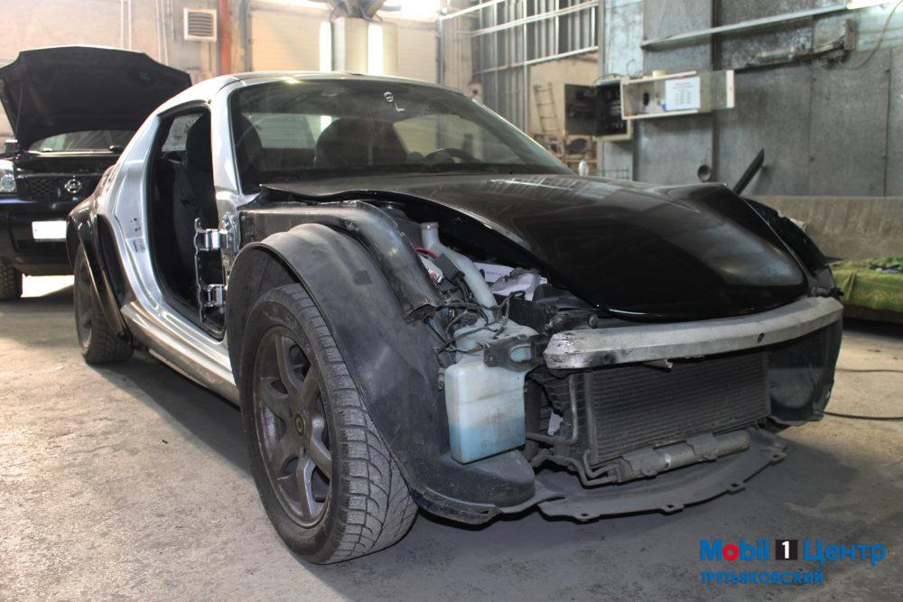 Покраска авто в Калининграде с гарантией 4496b936bc4
