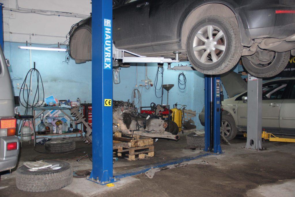 ремонт двигателя в Калининграде