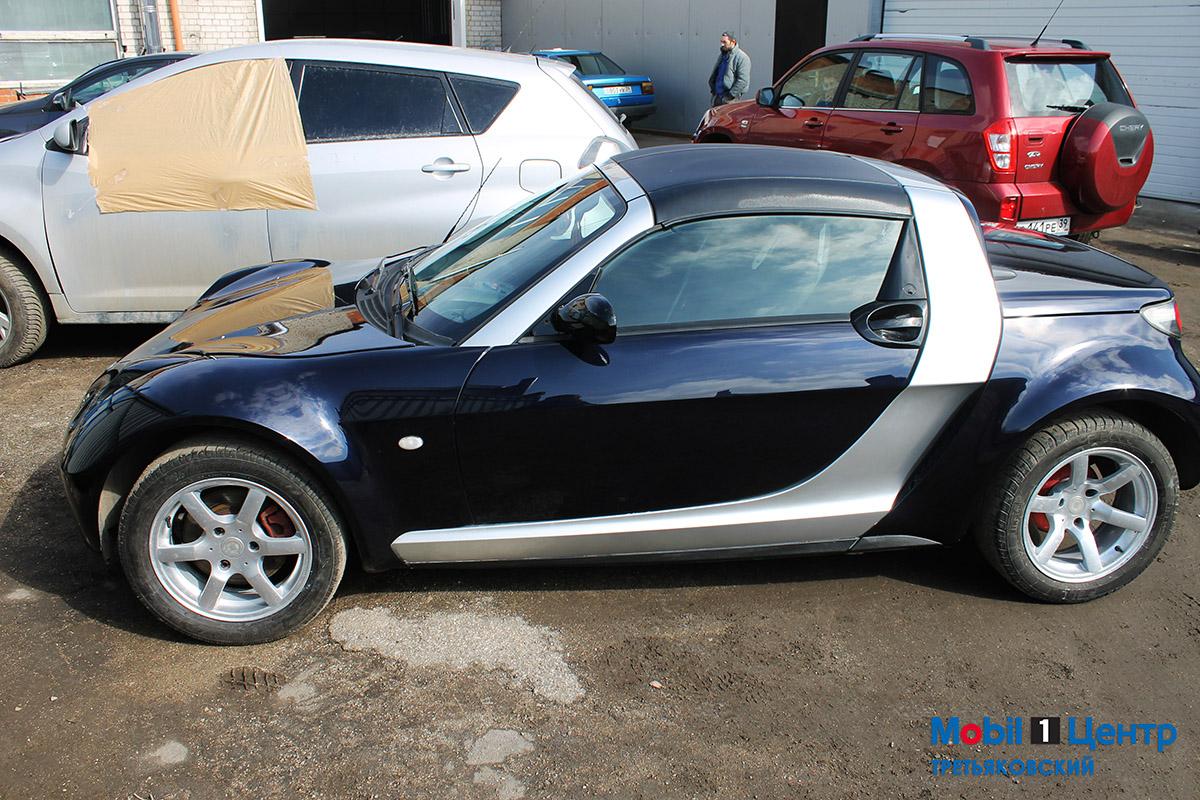 Покраска Smart Roadster 27700941d47