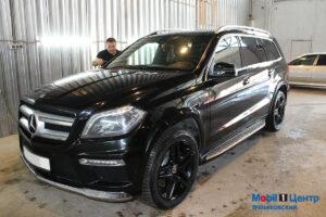 Полировка Mercedes