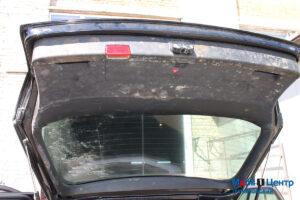 Audi A4 Крышка багажника ДО