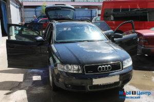 Audi A4 Химчистка