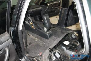 Audi A4 салон ДО