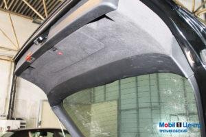 Audi A4 Крышка багажника ПОСЛЕ