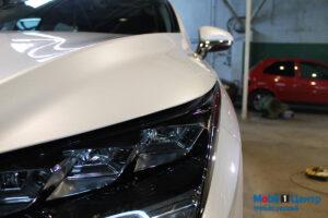 Защита кузова Lexus