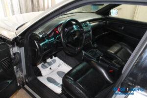 Audi s8 химчистка